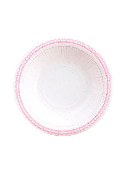 Fondina 24 cm Petit Rosa (8pz)