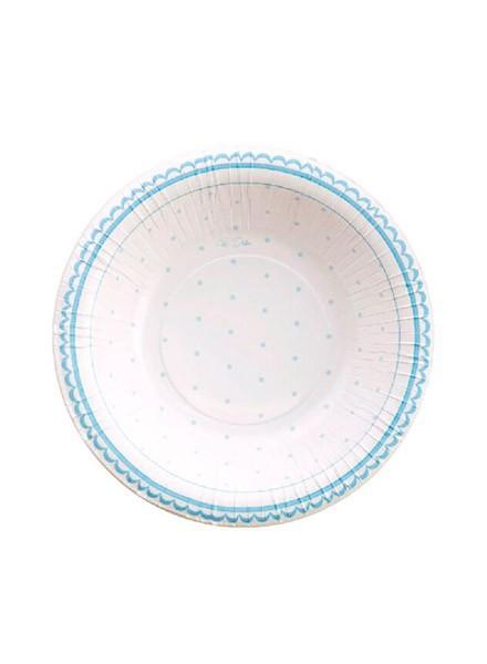 Fondina 24 cm Petit Azzurro (8pz)