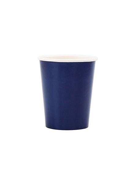 Bicchiere blu (8pz)