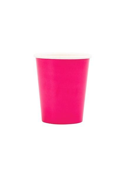 Bicchiere fucsia (8pz)