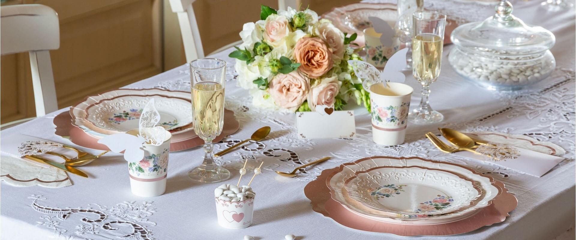 Wedding in Rose Liberty